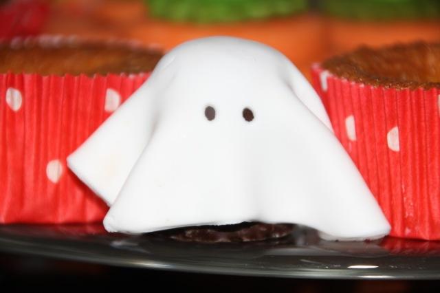Mini Mohrenkopf, Mini Dickmann, Ghost