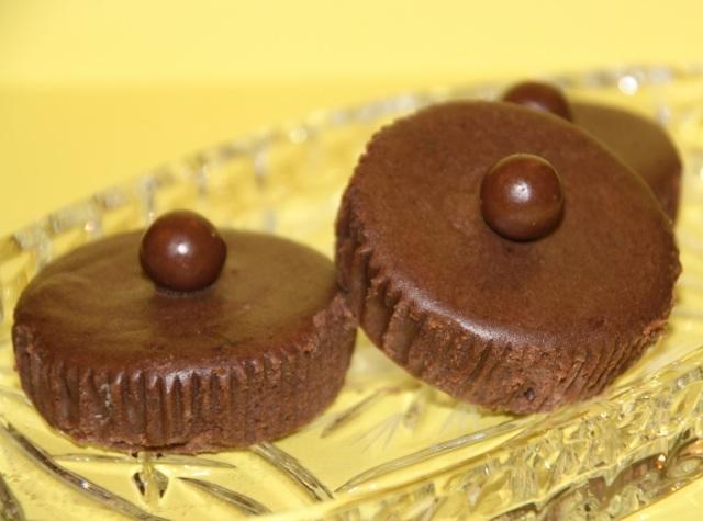 Schoko-Käsekuchen klein