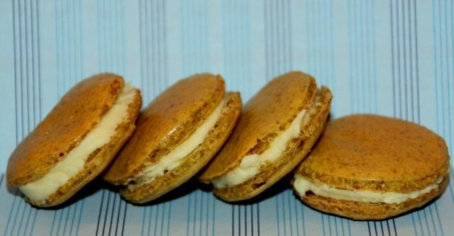 Macarons aus Pistazien