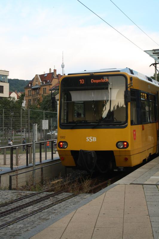 Zahnradbahn