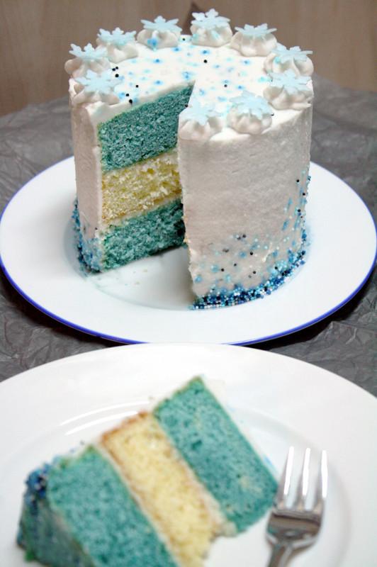 Die Eiskönigin, blau, weiß, Disney, Kokosmilch