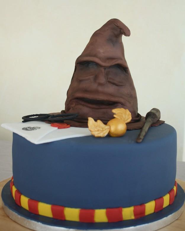 Harry Potter-Torte